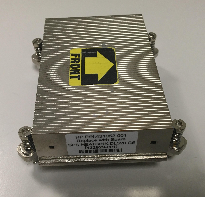 HP 458189-001 HEATSINK FOR PROLIANT DL160 G5